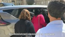 François Ruffin clashe les Ministres et leurs déplacements en voiture !