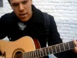 Oasis- Stop crying your heart out - cover