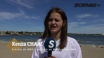 Journée olympique 2019 - Interview de Kenza Chaal