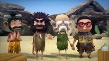 Oko Lele - Full Episodes collection (11-20) - animated short CGI - funny cartoon - Super
