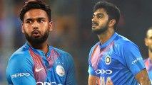 ICC World Cup 2019 : ರಿಷಬ್ ಪಂತ್ ಗೆ 4ನೇ ಕ್ರಮಾಂಕದಲ್ಲಿ ಬ್ಯಾಟ್ ಬೀಸಲು ಹೇಳಿದ ಮಾಜಿ ನಾಯಕ..? | Rishabh Pant