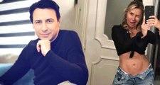 Şarkıcı Metin, şortunun düğmesini açarak poz veren Yonca Evcimik'e sert çıktı