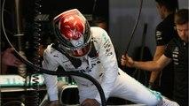 Lewis Hamilton Fastest In Practice