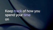 Présentation de Temps d'écran sur iPhone