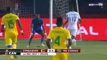 CAN 2019 : Zimbabwe - RDC