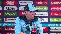 England's Eoin Morgan post win v India