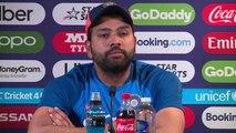India's Rohit Sharma post loss to England