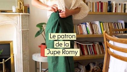 Patron de la jupe Romy