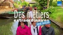 Métiers extraordinaires : Roger, guide batelier aux hortillonnages d'Amiens