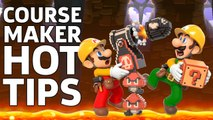 Hot Tips For Course Maker In Super Mario Maker 2