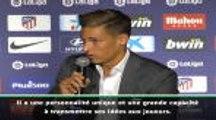 Transferts - Llorente : ''Simeone, une personnalité unique''