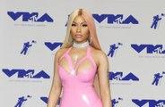 Nicki Minaj was fired after an argument over a pen