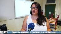 Cavaillon : des cours de portugais en visioconférence