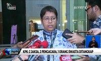 OTT KPK di Kejaksaan Tinggi DKI Jakarta, 2 Jaksa Ditangkap