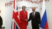 G20: veleni tra Londra e Mosca