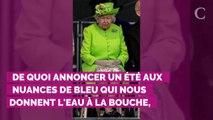 PHOTOS. Elizabeth II : zoom sur les tenues flashy de la reine