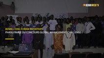 Bénin : phase finale du concours Global Management Challenge