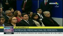 Pdte. Maduro reitera disposición de continuar diálogo en Noruega