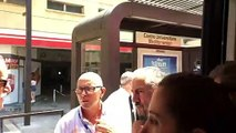 Inauguration Tram Ligne 2 Nice (sujet 2)
