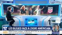 """François Pinet: """"c'est le match d'une vie pour beaucoup de joueuses de l'équipe de France"""""""