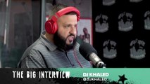 DJ Khaled Talks Working Hard and Inspiring and Motivation Others