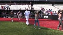 New York Yankees prepare for MLB London Series