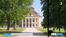 La Saline royale d'Arc-et-Senans, fleuron d'architecture signé Claude-Nicolas Ledoux