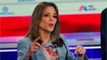 Right Now: Marianne Williamson Speaking to Press After Second Democratic Debate