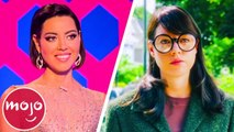 Top 10 Hilarious Aubrey Plaza Moments