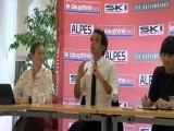 Bompard 8/ Le pdg de Carrefour, Alexandre Bompard, explique se lutte contre Amazone