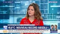 45,8°C: nouveau record absolu ! (1/2)
