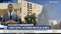 Fortes chaleurs: Christophe Castaner alerte sur les risques de noyade et d'hydrocution