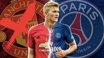 Matthijs de Ligt Rejects HUGE Man United Contract To Sign For PSG?! | #TransferTalk