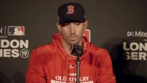 Pocello and Betts - Red Sox presser