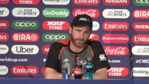 New Zealand's Kane Williamson pre Australia