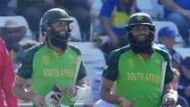World Cup 2019 SL vs SA: Hashim Amla is walking off, Had to walk back | वनइंडिया हिंदी