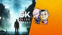 GK Live replay - Gautoz et Noddus plongent dans l'horreur de The Sinking City