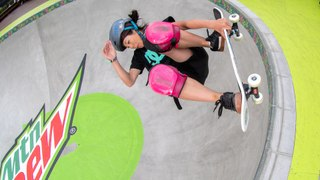 Women's Park Highlights 2019 Dew Tour Long Beach
