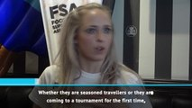 Behind the Scenes - England fans group leading Lionesses' support in France