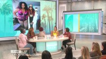 The Talk - Eve on Lizzo