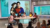 The Talk - Dean Cain Says He's 'writing' for a 'Lois & Clark' Revival