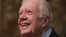 Jimmy Carter Said Trump Is An Illegitimate President Due To Russian Interference
