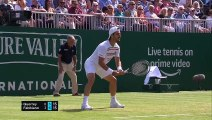 Sam Querrey makes final in Eastbourne after beating Thomas Fabbiano