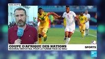 CAN-2019 : Nouveau match nul pour la Tunisie face au Mali (1-1)