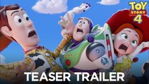 Toy Story 4 - Official Teaser Trailer