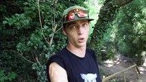 Canicule : Au zoo d'Upie, des douches pour les perroquets et les tortues