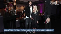 Khloé Kardashian 'Didn't Really Get' Why Tristan Thompson Posted a Birthday Tribute to Her: Source