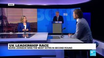 "UK leadership race: ""Boris Johnson has been playing safe"""
