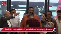 ABD'li aktör Steven Seagal İstanbul'a geldi