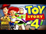 TOY STORY 4 (2019) | Full Movie Trailer in Full HD | 1080p
